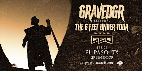 Wasted Presents: GRAVEDGR w/ Geo tickets