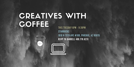 Creatives with Cofee tickets