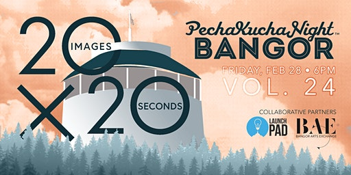 PechaKucha Night Bangor - Vol. 24