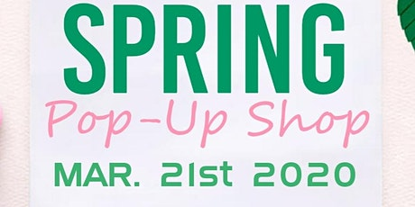 Spring Pop-up Shop tickets