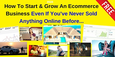 Start & Grow An eCommerce Business Without Leaving