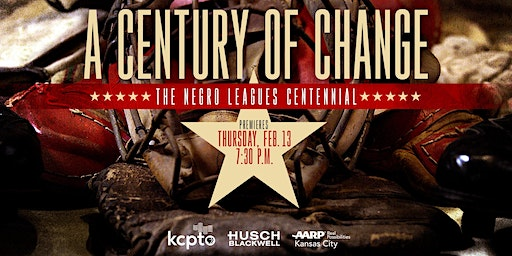"""A Century of Change: The Negro Leagues Centennial"" Screening"