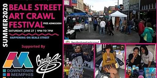 Beale Street Art Crawl (Free Event)