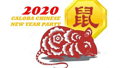 CALOBA Chinese New Year Party tickets