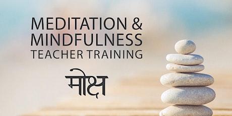 Meditation & Mindfulness Teacher Training Open Evening tickets