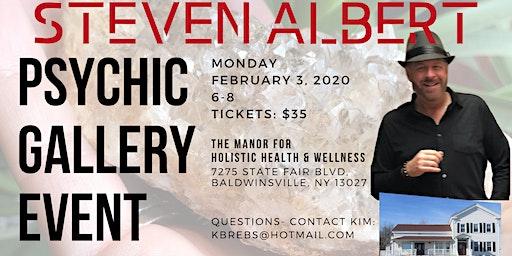Steven Albert: Psychic Gallery Event - The Manor 2/3