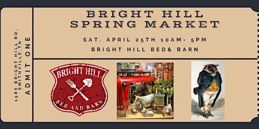Bright Hill Spring Market