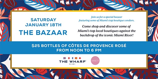 The Bazaar Boutique Marketplace with Vanety PR