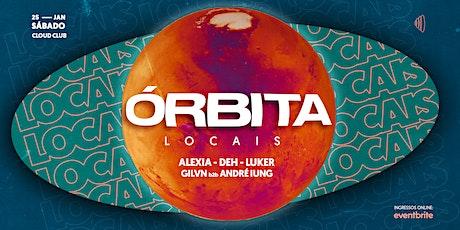 Órbita / Locais ingressos