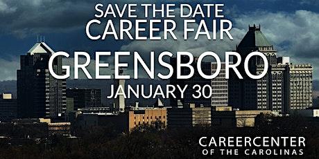 Hundreds of JOBS! New Year! New Career Greensboro Coliseum tickets