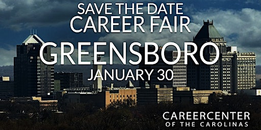 Hundreds of JOBS! New Year! New Career Greensboro Coliseum