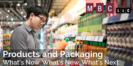 Products and Packaging: What's Now. What's New. What's Next. tickets