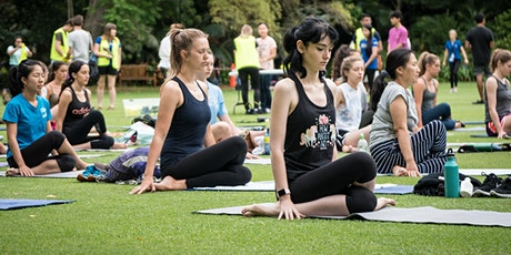 O-Week Yoga on the Grass tickets