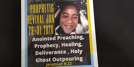 Prophetic Revival