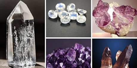 Crystallography + Friends Issaquah Fall Showcase: Crystals Rocks Art Craft+ tickets