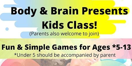 Kids Class! tickets