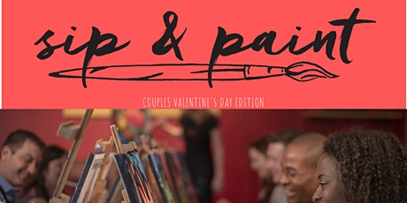 Valentines Day Paint & Sip tickets
