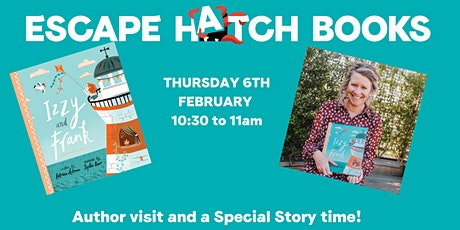 Author visit and storytime with Katrina Lehman tickets