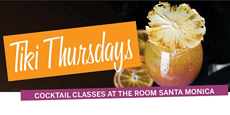 Tiki Thursdays Cocktail Class tickets
