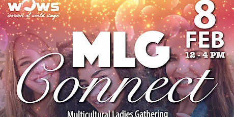 Ladies Multicultural Event tickets