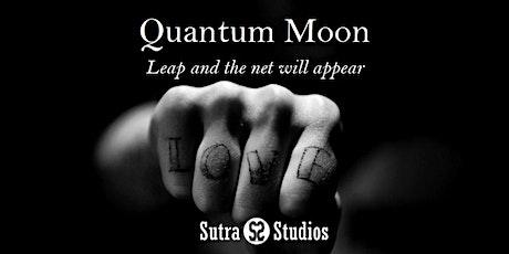 Quantum Moon | New Moon Meditation tickets