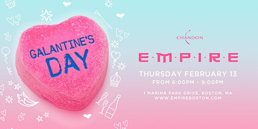 Galantine's Day at Empire