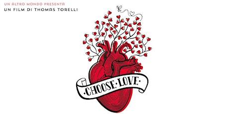 Choose Love -  Encore Screening - Wed 12th February - Byron Bay tickets