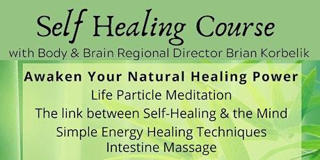 Self Healing Course tickets