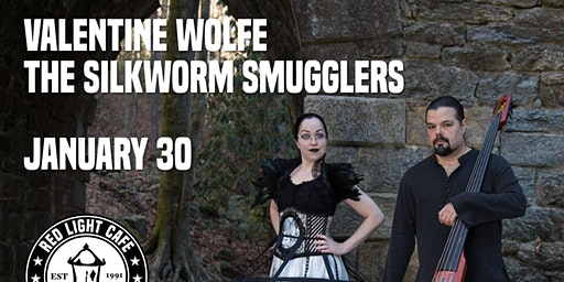 Valentine Wolfe with the Silkworm Smugglers: Music inspired by history