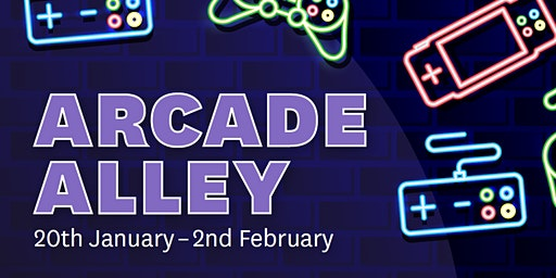 Arcade Alley - Coding Workshop