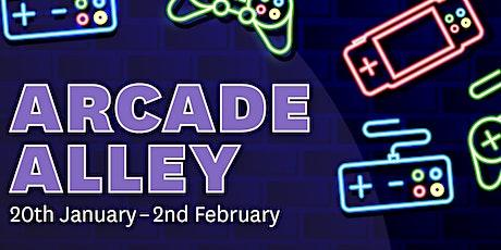 Arcade Alley - Rocket League Masterclass tickets