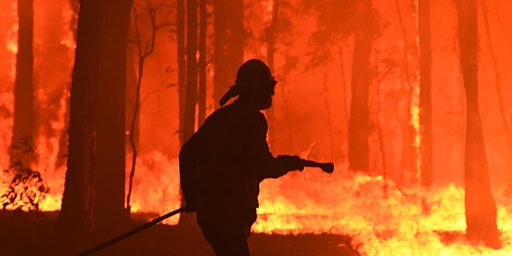 TRAIN HARD LIKE OUR HEROES (CHADSTONE) - Victorian Bushfire Appeal