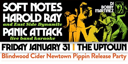 Cider Con Afterparty with Blindwood Cider Tap Takeover and Live Music