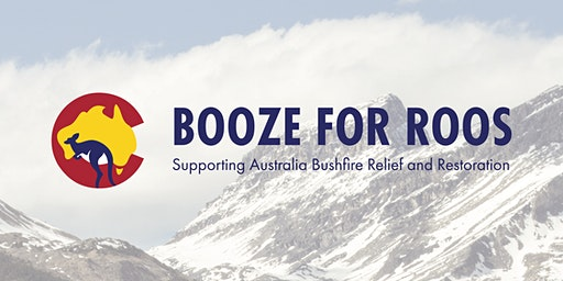 Booze For Roos - Supporting Australia Bushfire Relief & Restoration