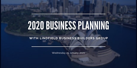 Planning for success in 2020 tickets