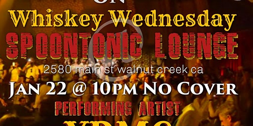 Hip Hop on Whiskey Wednesday