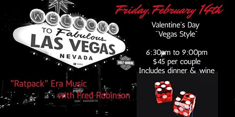 Valentine's Day - Vegas Style tickets