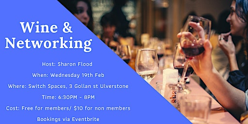 Wine & Networking