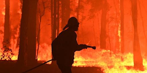 TRAIN HARD LIKE OUR HEROES (ST KILDA) - Victorian Bushfire Appeal