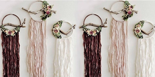 Mommy and Me Boho Dreamcatcher Class