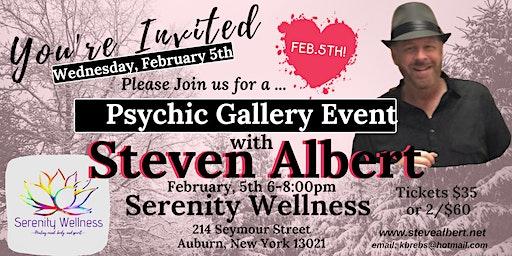 Steven Albert: Psychic Gallery Event - Serenity 2/5
