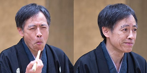 Rakugo in English Workshop