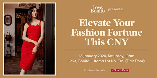 Elevate Your fashion Fortune This CNY - Giveaway