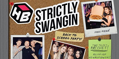 SD Strictly Swangin (Back 2 School) tickets