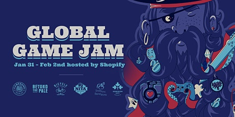Global Game Jam Ottawa at Shopify tickets