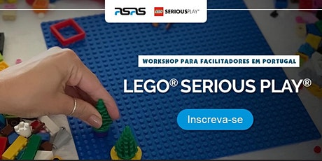 Porto | Workshop baseado em LEGO® SERIOUS PLAY® Open-Source bilhetes