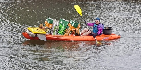 Georges River Clean Up (incl. Paddle Against Plastic) tickets