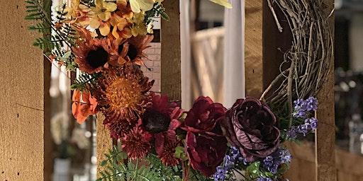 Ombre Wreath Workshop
