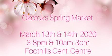 Okotoks Spring Market tickets