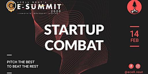 startup combat